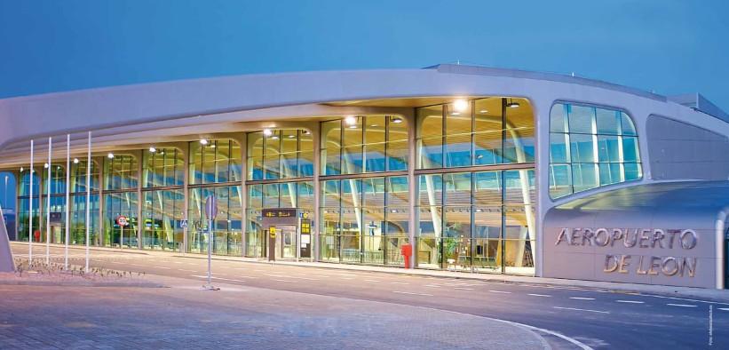 Aeropuerto de León - EntreVias Lodging