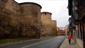 Calle de los Cubos - Murallas Romanas de León - EntreVias Lodging