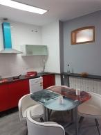 Salón - cocina de Entrevias Lodging (7)