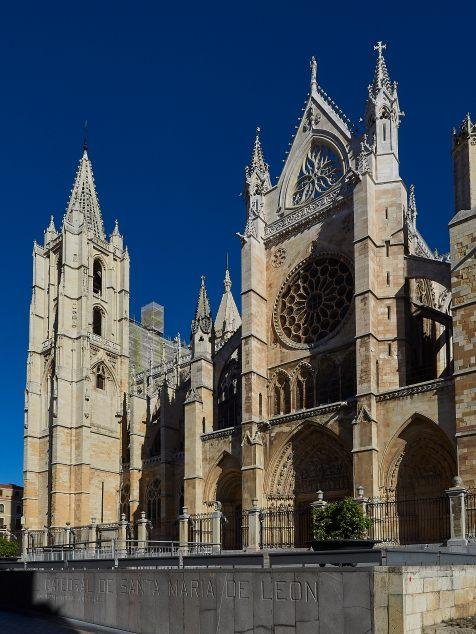 Catedral de León - EntreVias Lodging