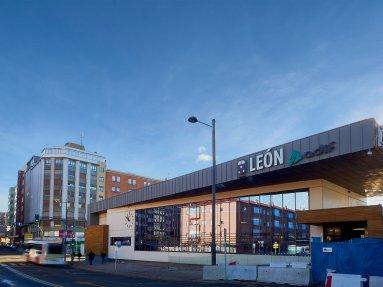 Estación de tren y del Ave de León - EntreVias Lodging