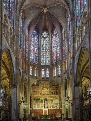 Vidrieras de la Catedral de León - EntreVias Lodging